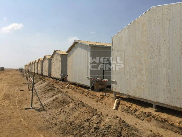 WELLCAMP, WELLCAMP prefab house, WELLCAMP container house Array image74