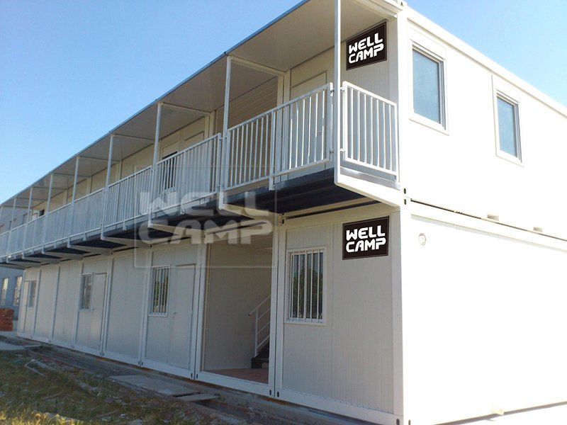 WELLCAMP, WELLCAMP prefab house, WELLCAMP container house Modern Living Detachable Container House, Wellcamp C-6 Detachable Container House image82