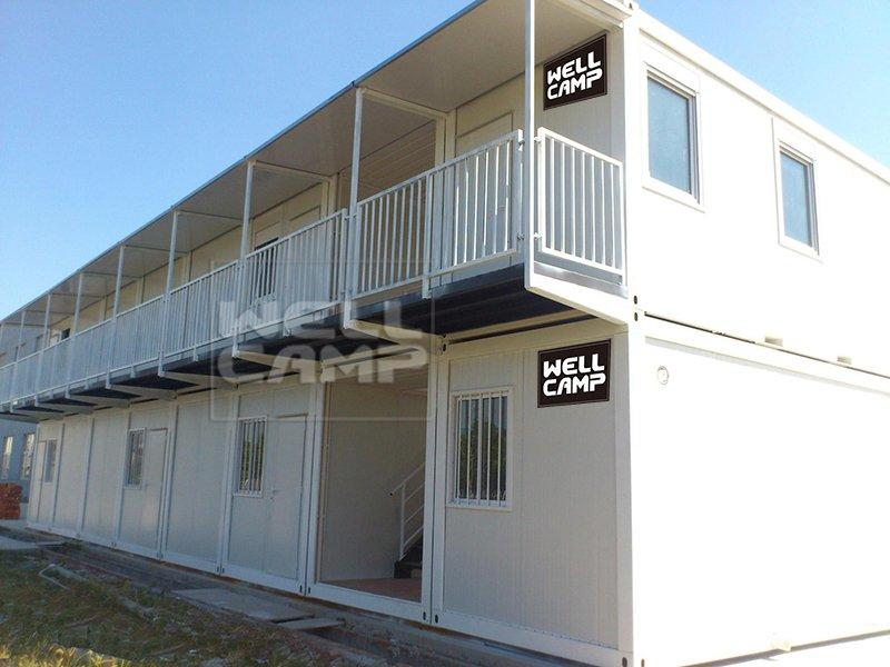 Modern Living Detachable Container House, Wellcamp C-6