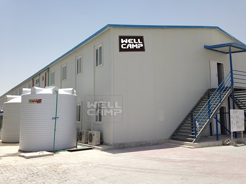 WELLCAMP, WELLCAMP prefab house, WELLCAMP container house Modern Prefabricated Building For Students Classroom, Wellcamp T-5 T prefabricated House image21