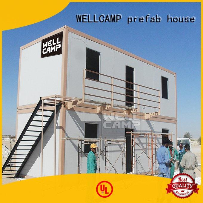 OEM modern container house economic modern c8 detachable container house