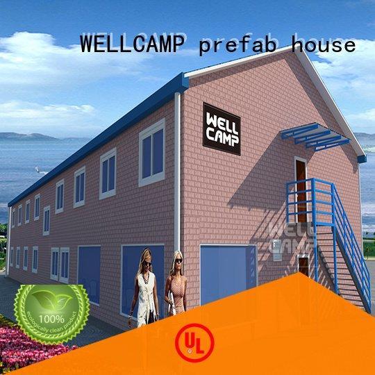 Prefabricated Concrete Villa v23 modern modular house