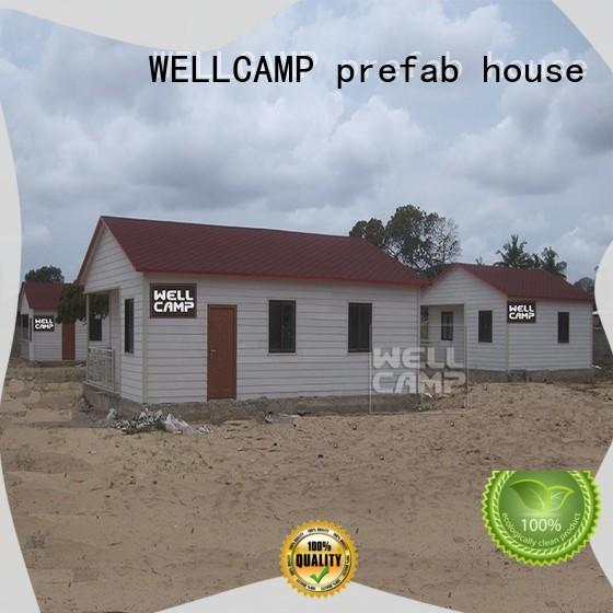 Smart modular house for sale in Mozambique project