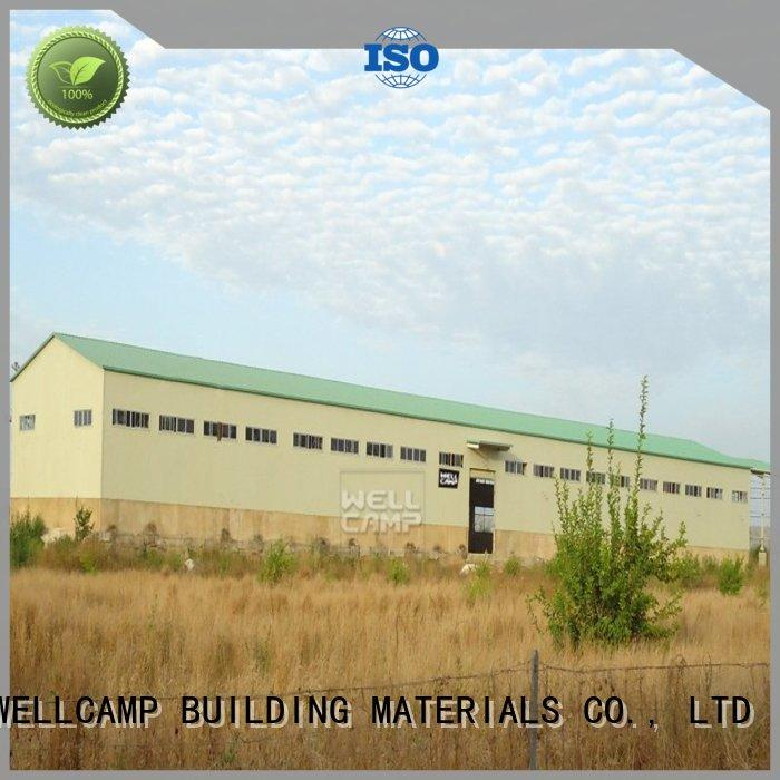 steel steel workshop prefabricated for