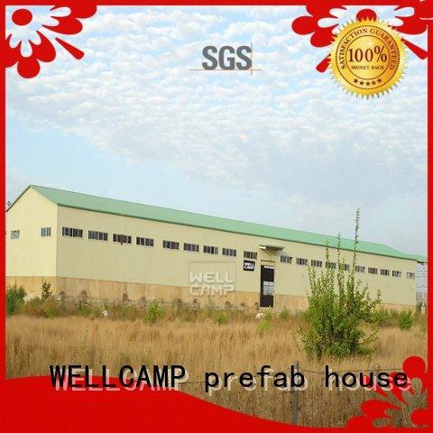 Custom structure steel warehouse building prefab warehouse