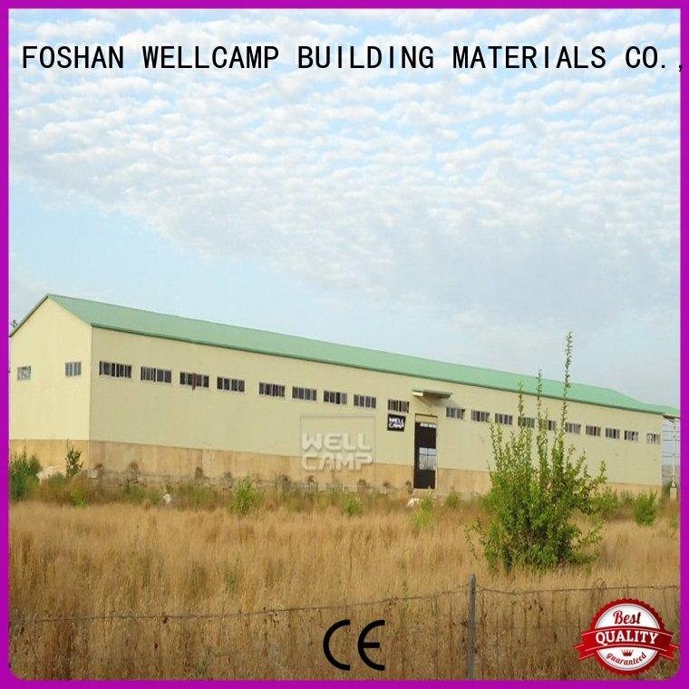 widely steel warehouse supplier for goods