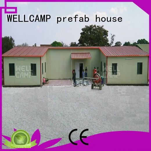 WELLCAMP, WELLCAMP prefab house, WELLCAMP container house two floor prefab shipping container homes for sale refugee house for accommodation