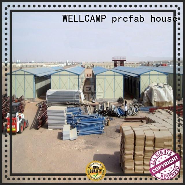 WELLCAMP, WELLCAMP prefab house, WELLCAMP container house prefab house kits online for office