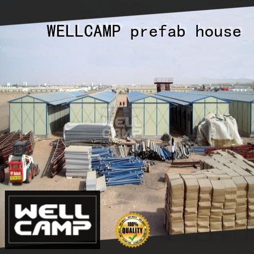 WELLCAMP, WELLCAMP prefab house, WELLCAMP container house rock prefabricated houses suppliers online for hospital