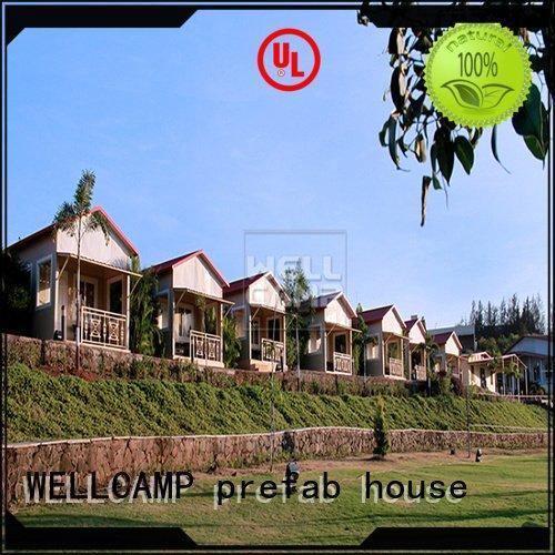 Prefabricated Concrete Villa countryside cv4 villa