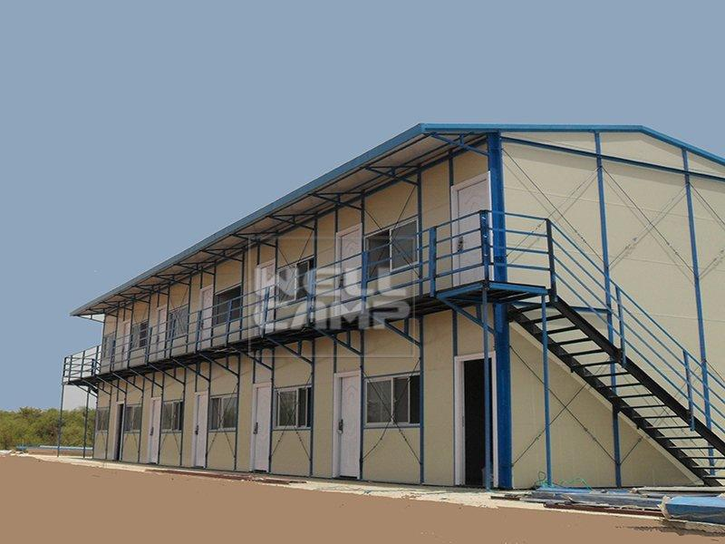Customized Modern Modular Prefab House, Wellcamp K-14
