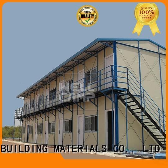 materials prefab houses for sale on seaside for hospital