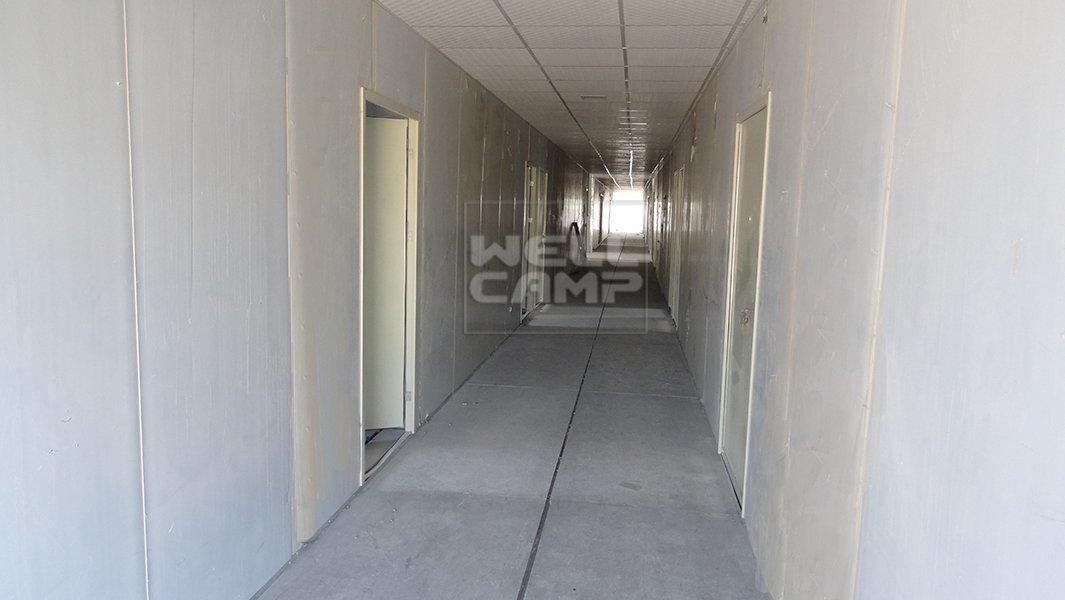 Wellcamp Prefabricated Dormitory Building in Qatar Project