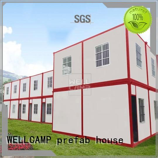 high end best container houses wholesale for office WELLCAMP, WELLCAMP prefab house, WELLCAMP container house