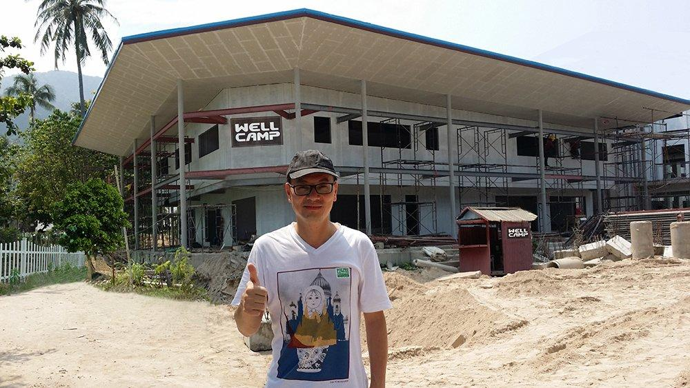 Concrete Prefabricated House for Hotel, Wellcamp CV-7