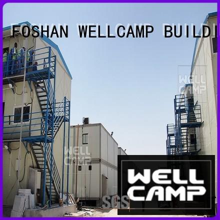 prefabricated houses made in china for hospital WELLCAMP, WELLCAMP prefab house, WELLCAMP container house