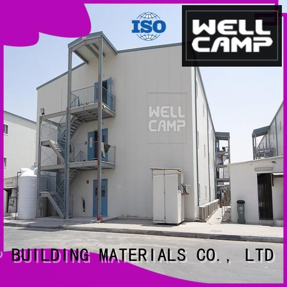 WELLCAMP, WELLCAMP prefab house, WELLCAMP container house prefabricated house wholesaler online for labour camp