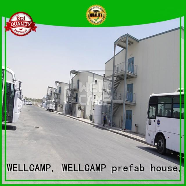 WELLCAMP, WELLCAMP prefab house, WELLCAMP container house temporary prefab houses for sale online for dormitory