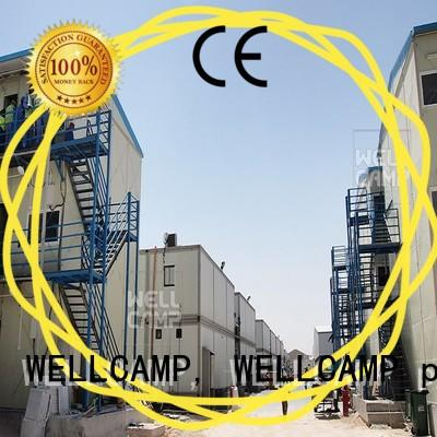 WELLCAMP, WELLCAMP prefab house, WELLCAMP container house widely prefabricated houses china price on seaside for office