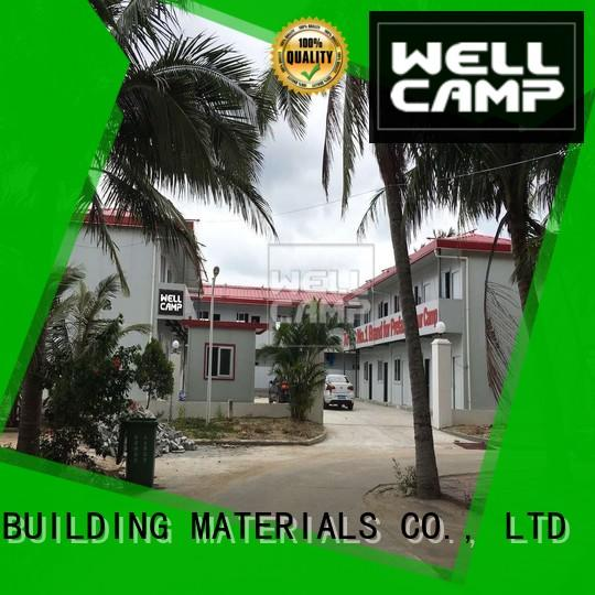 house china standard prefabricated house worker camp manufacturers prefabricated for dormitory WELLCAMP, WELLCAMP prefab house, WELLCAMP container house