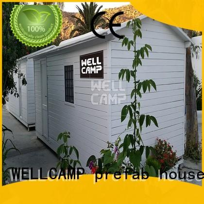 WELLCAMP, WELLCAMP prefab house, WELLCAMP container house modular prefabricated house suppliers online for accommodation