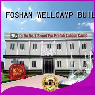 WELLCAMP, WELLCAMP prefab house, WELLCAMP container house hot sale expandable container house price wholesale for renting