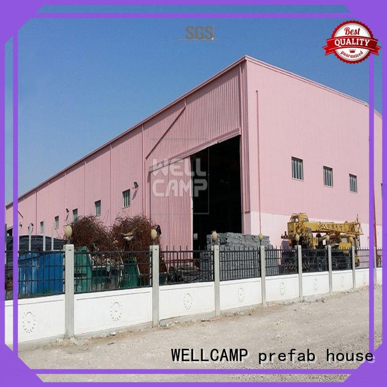 standard prefab warehouse supplier for warehouse