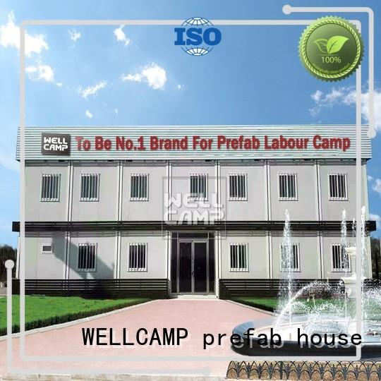 WELLCAMP, WELLCAMP prefab house, WELLCAMP container house prefab container house wholesale for goods