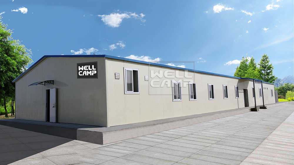 WELLCAMP, WELLCAMP prefab house, WELLCAMP container house Array image151