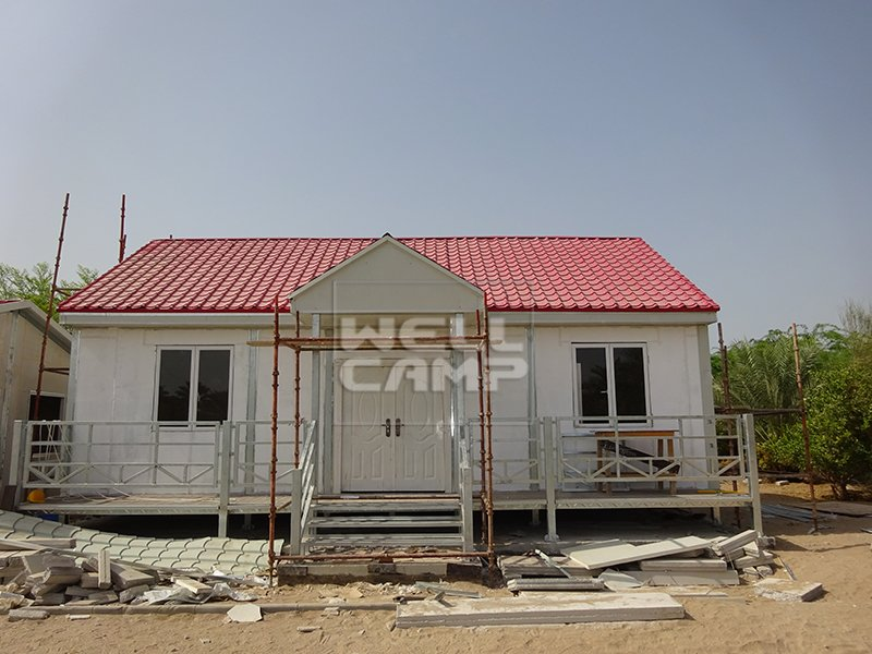 WELLCAMP, WELLCAMP prefab house, WELLCAMP container house Array image155