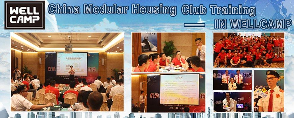 China Modular Housing Club Second Traing in Wellcamp