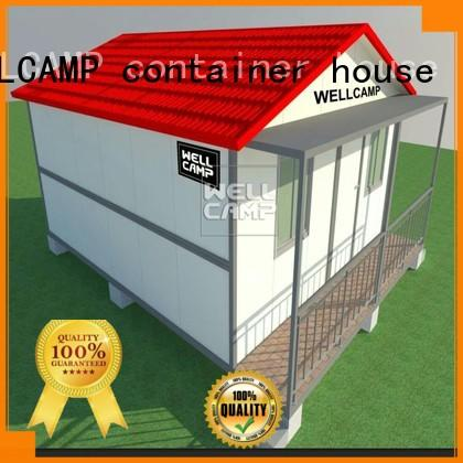 WELLCAMP, WELLCAMP prefab house, WELLCAMP container house detachable containerhomes labour camp
