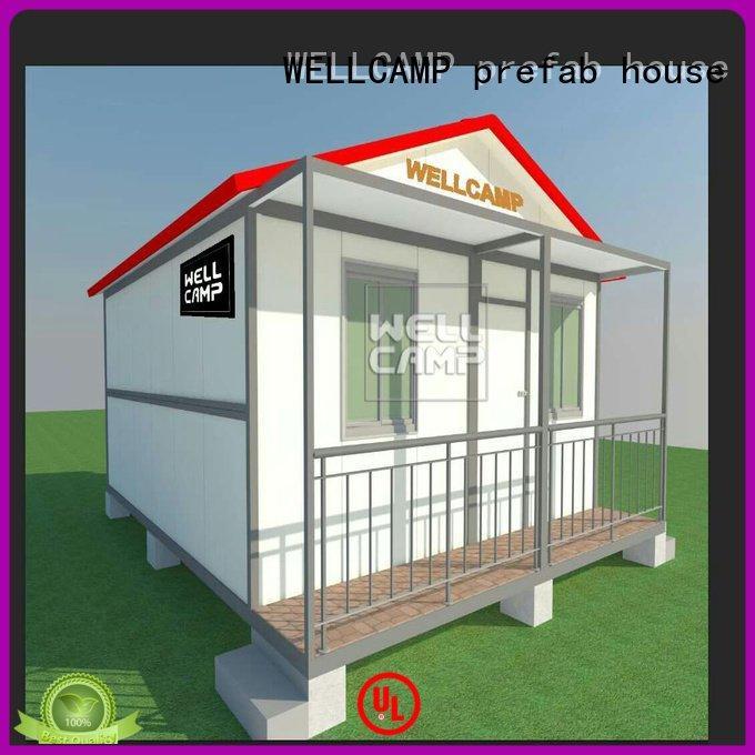 customized light steel villa premade luxury luxury living container villa suppliers Warranty