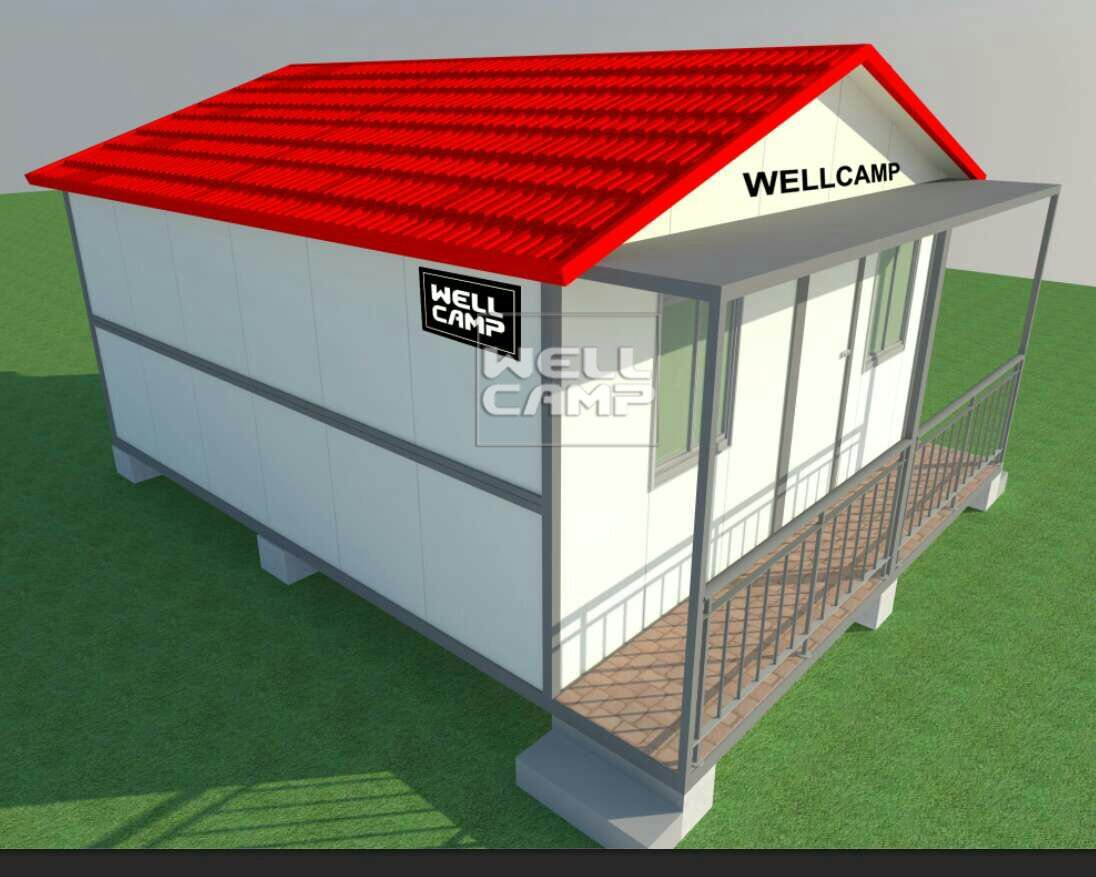 WELLCAMP, WELLCAMP prefab house, WELLCAMP container house Luxury Pre-Made Folding Container Villa House, Wellcamp CV-3 Container Villa image103