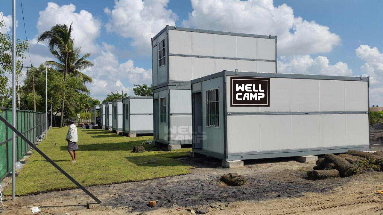 WELLCAMP, WELLCAMP prefab house, WELLCAMP container house Array image161