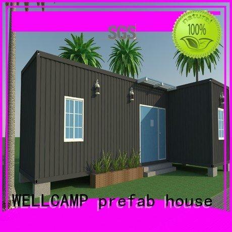 customized light steel villa c2 folding luxury living container villa suppliers