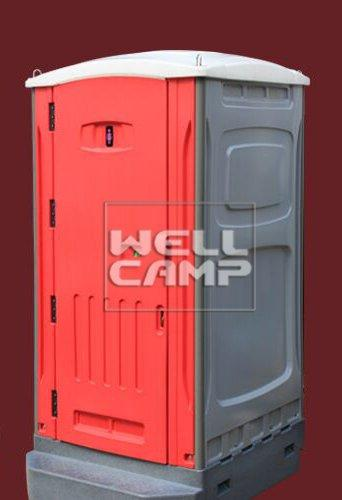 Prefabricated Toilet Units Frp Mobile Toilet , Wellcamp T-3