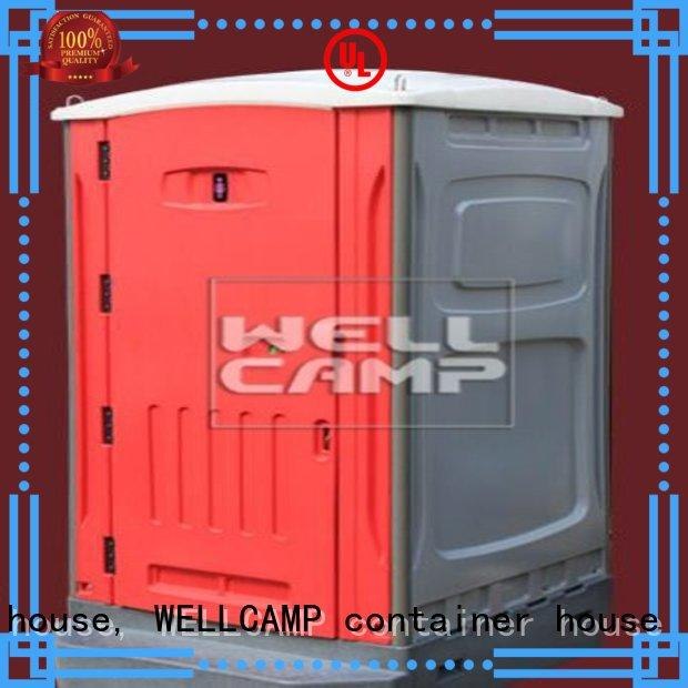 WELLCAMP, WELLCAMP prefab house, WELLCAMP container house mobile portable toilets price container for outdoor