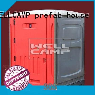 sheet portable toilets price container wholesale