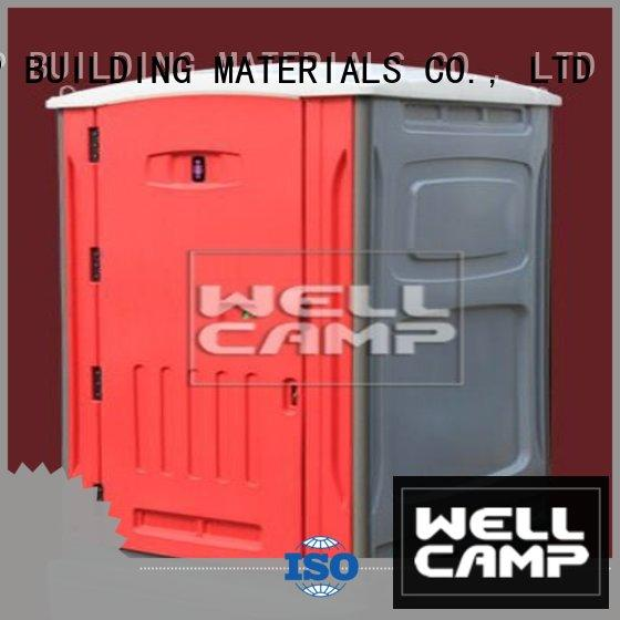 decoration portable toilet manufacturers container for outdoor