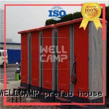 professional portable toilets for sale price public toilet online WELLCAMP, WELLCAMP prefab house, WELLCAMP container house