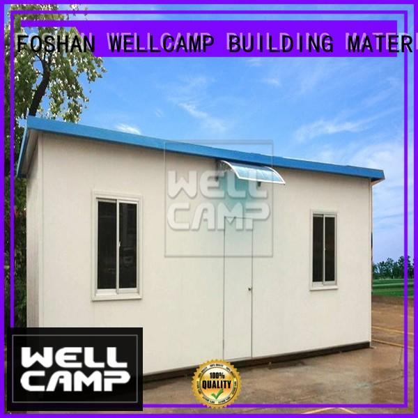 sandwich T prefabricated House classroom for dormitory