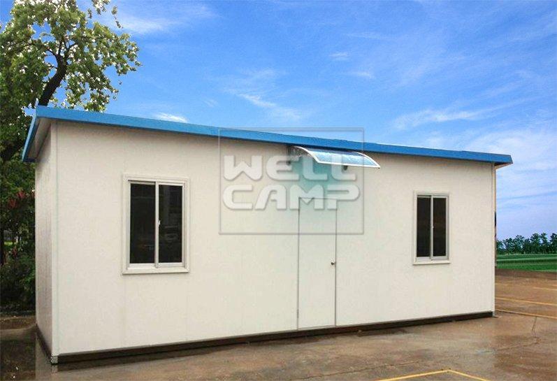 Wellcamp Prefabricated Refugee house
