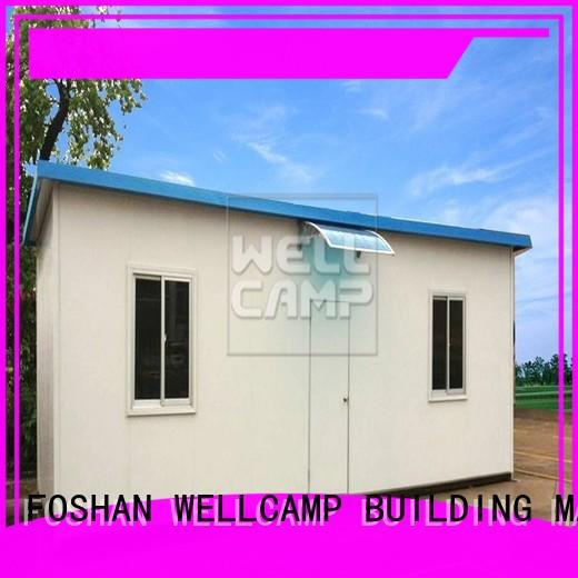 WELLCAMP, WELLCAMP prefab house, WELLCAMP container house prefab container homes for sale building for office