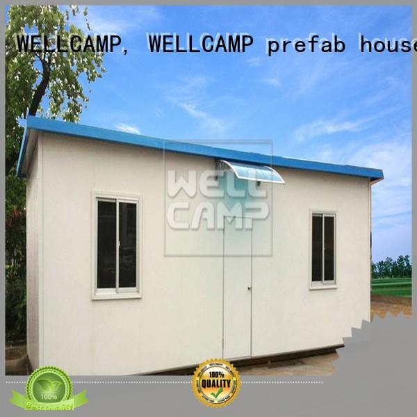 two floor prefab guest house online for labour camp
