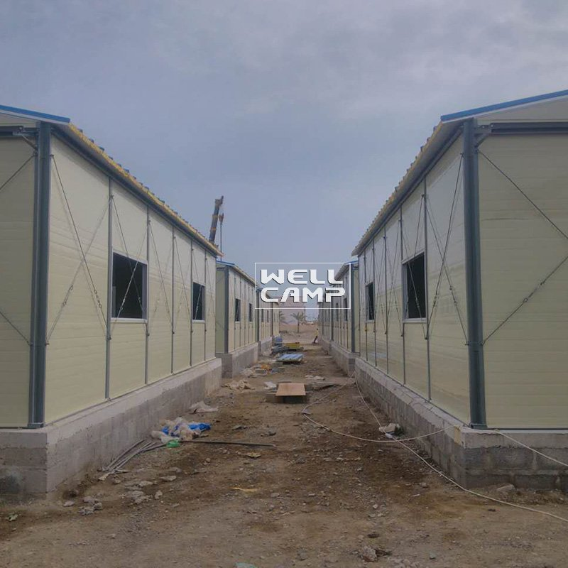 WELLCAMP, WELLCAMP prefab house, WELLCAMP container house Array image79