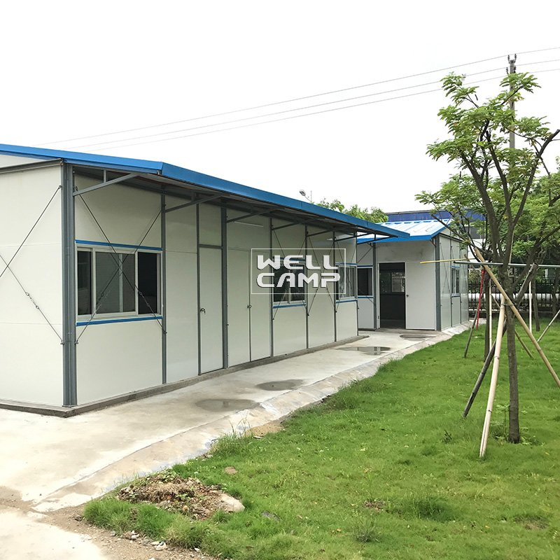 WELLCAMP, WELLCAMP prefab house, WELLCAMP container house Three Storey Prefabricated House for Labour Camp, Wellcamp T-11 T prefabricated House image15