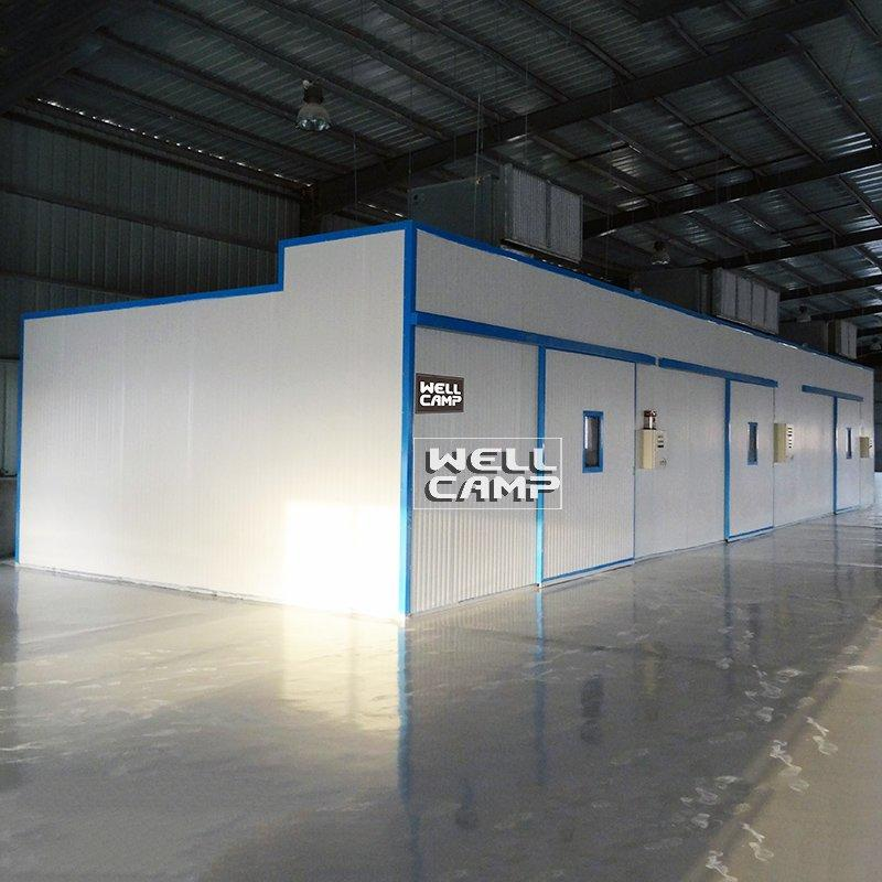 How is WELLCAMP, WELLCAMP prefab house, WELLCAMP container house positioned?