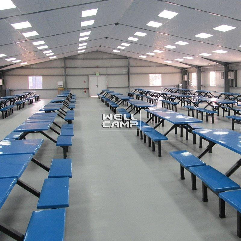 Widely used sandwich panel steel warehouse building, Wellcamp S-3