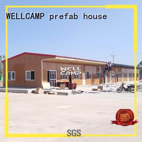 two floor prefabricated houses container refugee house for labour camp WELLCAMP, WELLCAMP prefab house, WELLCAMP container house